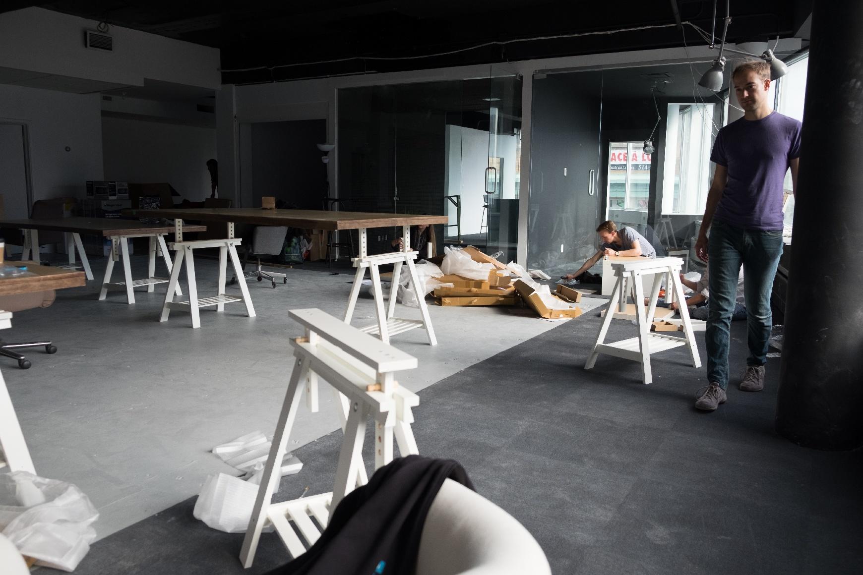 Startup Open House - Round 2