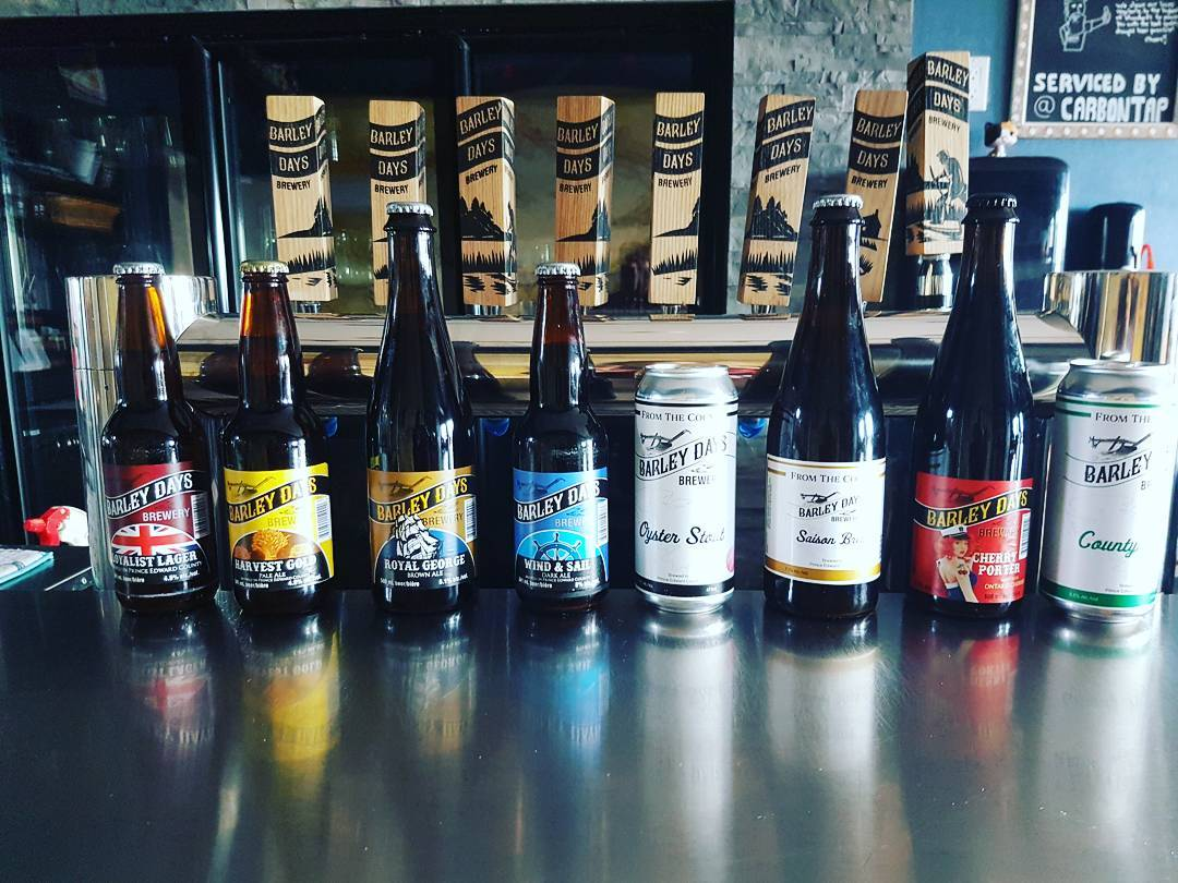 Visit Ontario's breweries with a charter bus rental.