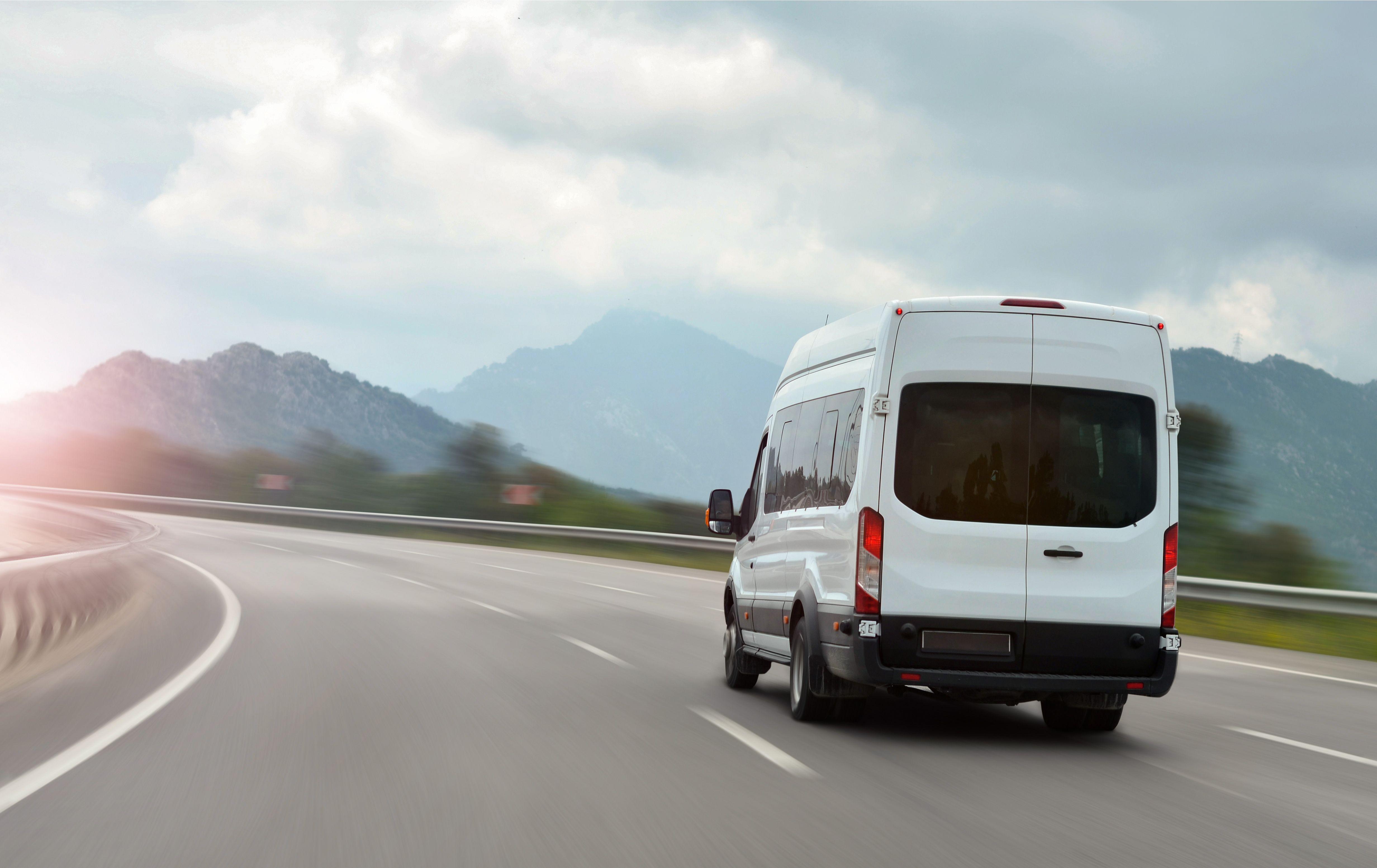 Minibus charter rentals