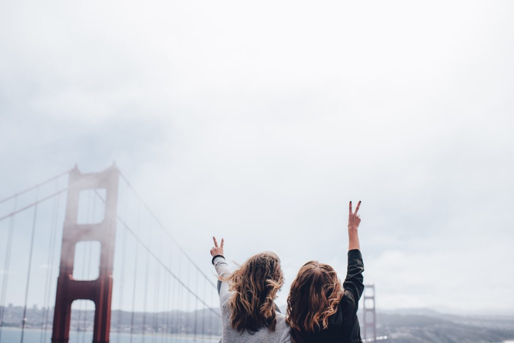 Explore San Francisco with a charter bus rental.