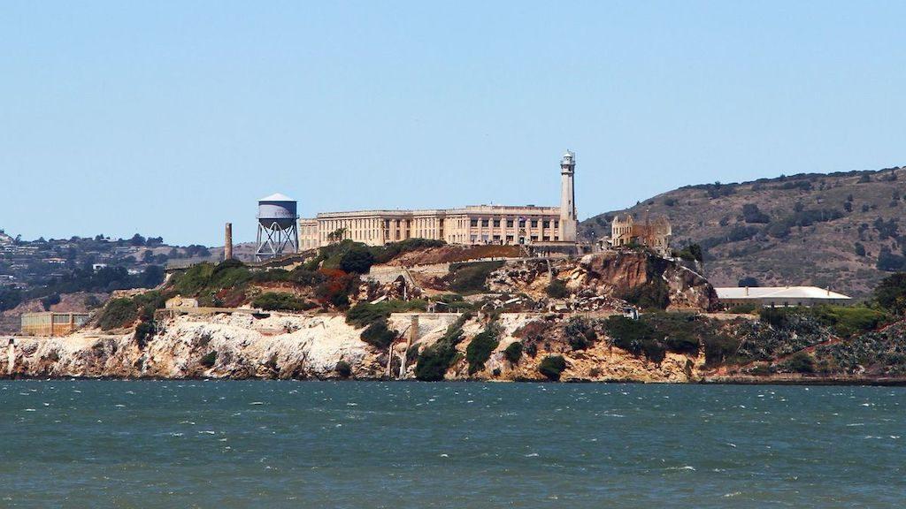 Charter bus rentals to Alcatraz Island