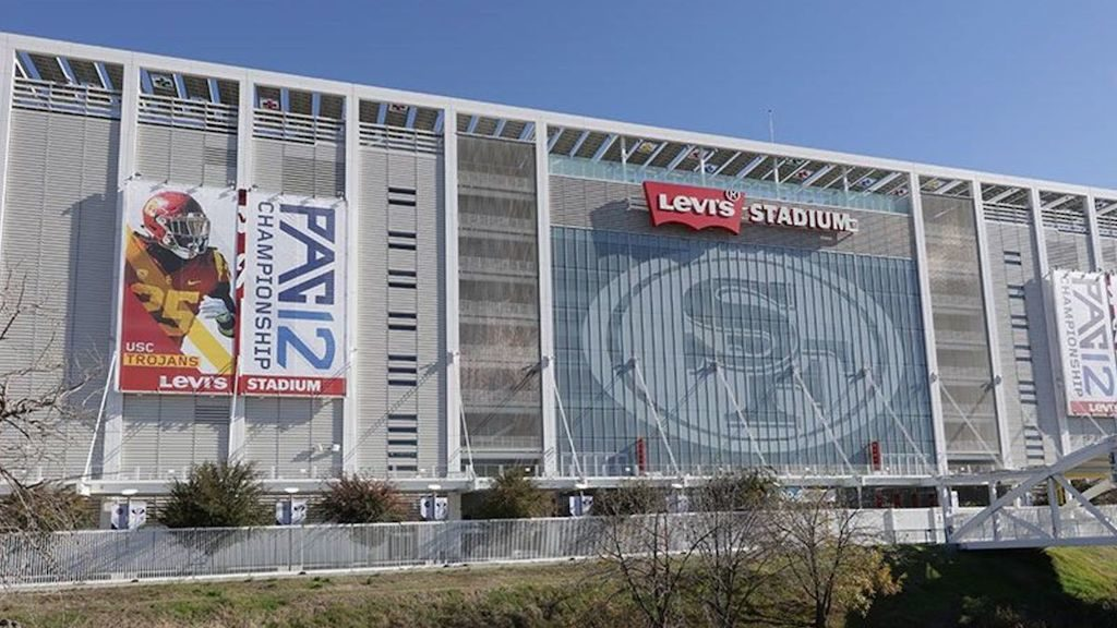 Levis Stadium Charter Tour Bus Rentals