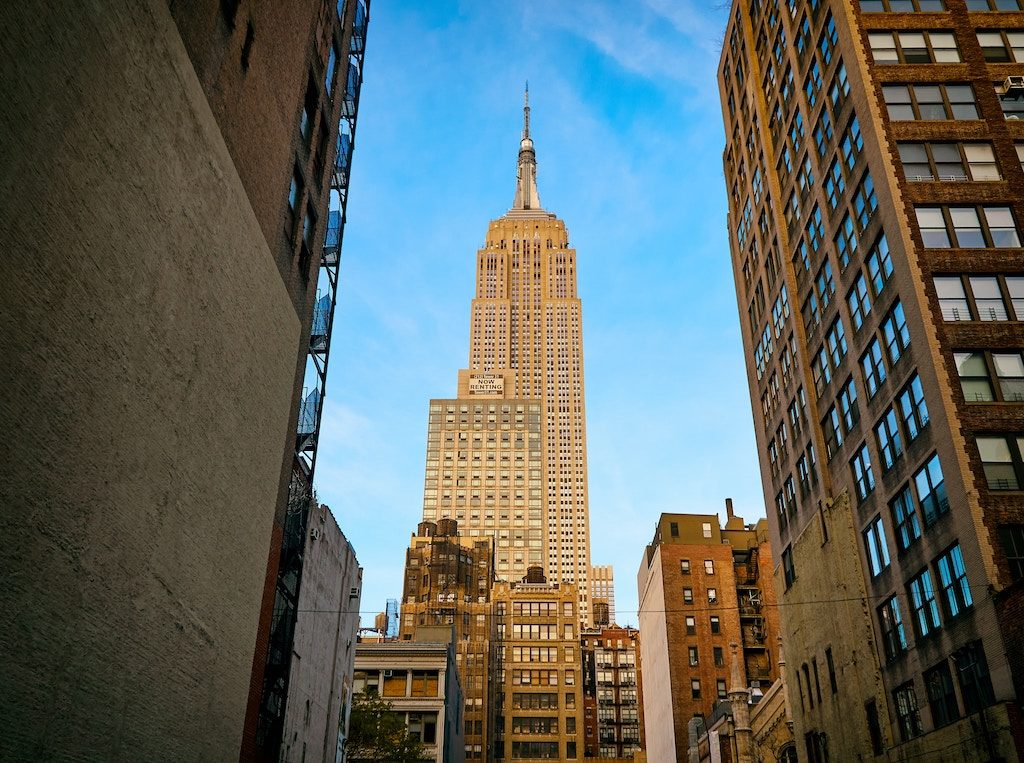 Empire State Building Tour Bus Rentals