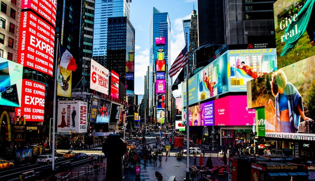 Time Square Bus Rentals