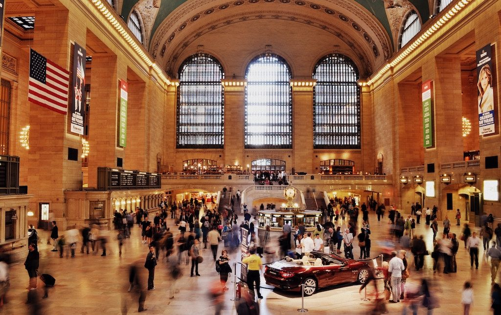 Grand Central Station Bus Rentals