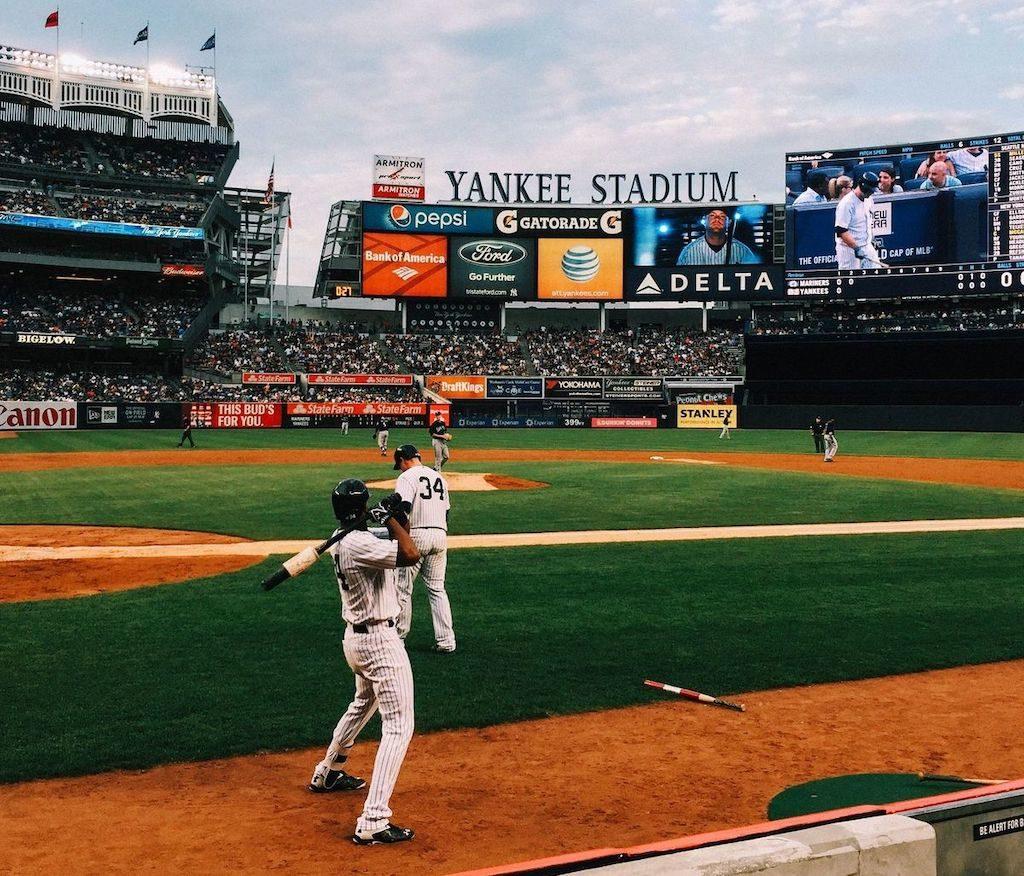 Yankee Stadium Charter Tour Bus Rentals