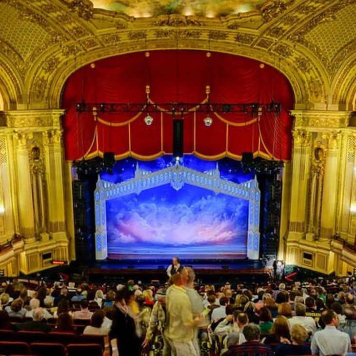 Rent a Boston charter tour bus to the Boston Opera.