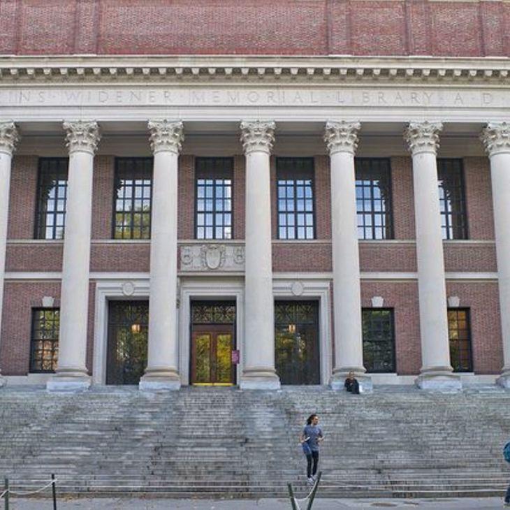 Harvard University charter tour bus rentals.