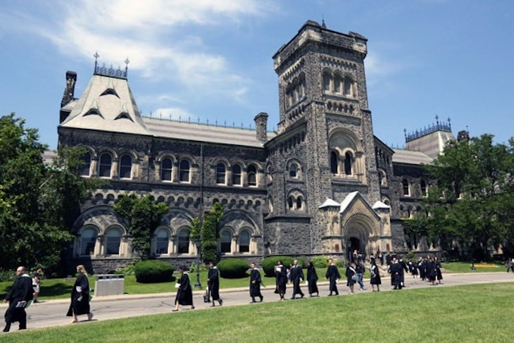 Rent a bus to the University of Toronto for your Toronto university campus tour.