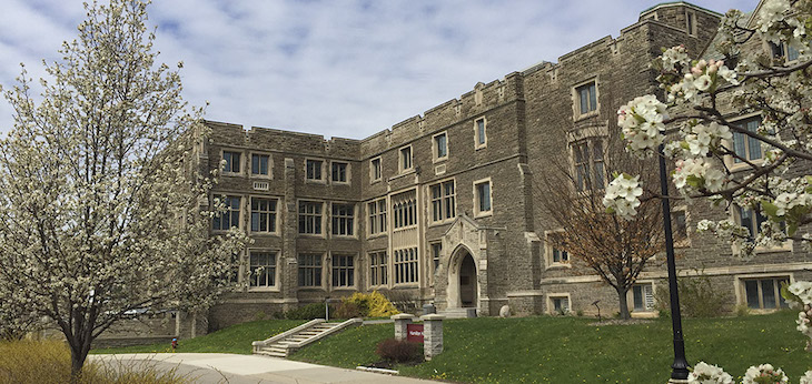 Rent a bus to McMaster University on your Toronto university campus tour.