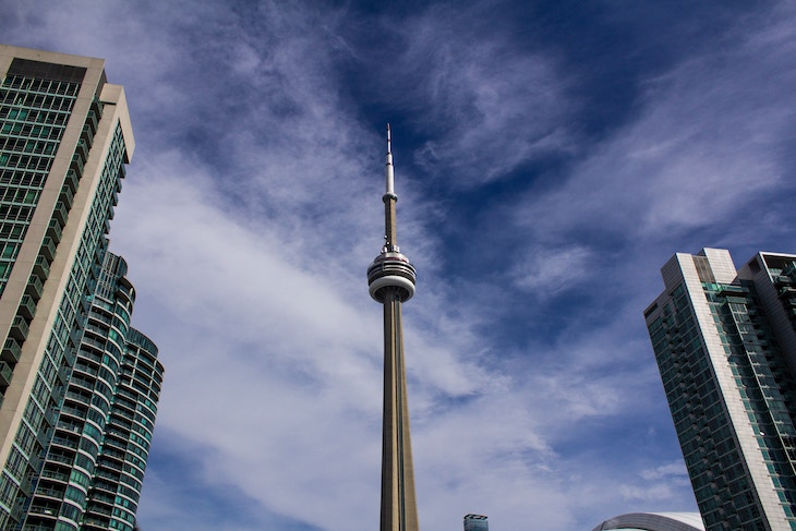 Kick off your Canadian bus tour in Toronto with a charter bus rental!