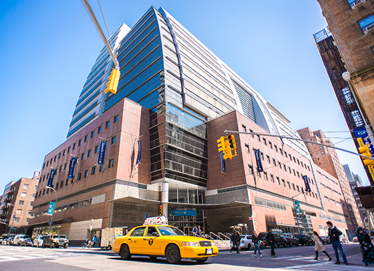 Rent a charter bus to Baruch College on your NYC university campus bus tour.