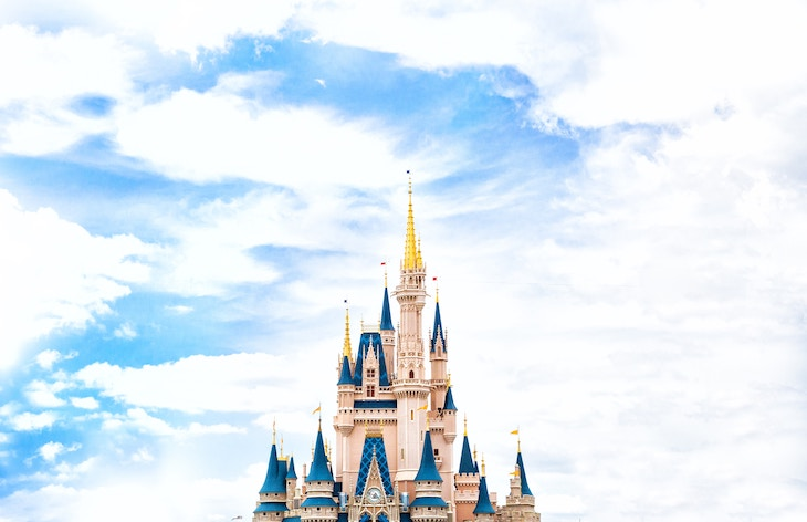 Rent a Miami charter bus to Magic Kingdom Disney World.