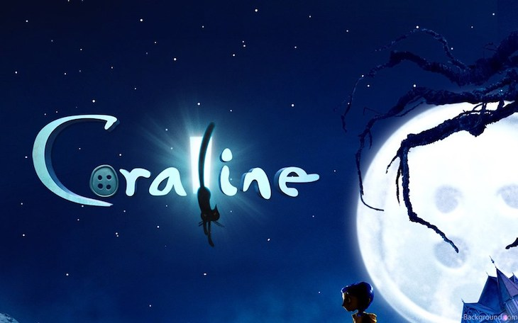 Coraline is one of the best children's films for long bus rides.