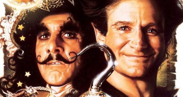 Hook is a great kids' film for really long road trips.