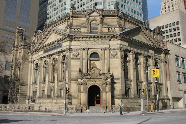 Toronto charter bus rentals to Hockey Hall of Fame.
