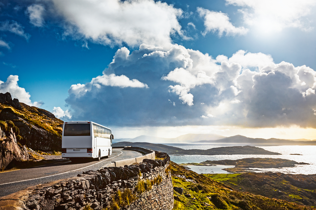 All Aboard the Bus: Why Buses Are a Sustainable Transportation Option For Your Tour Group