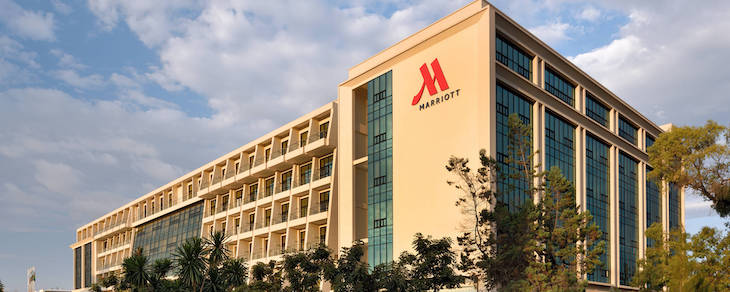 Marriott Hotels are perfect for accommodating student groups.