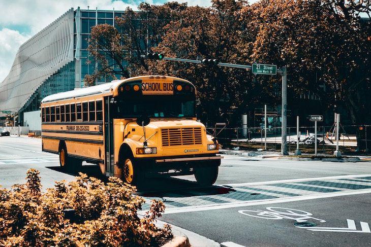 Frosh bus rentals