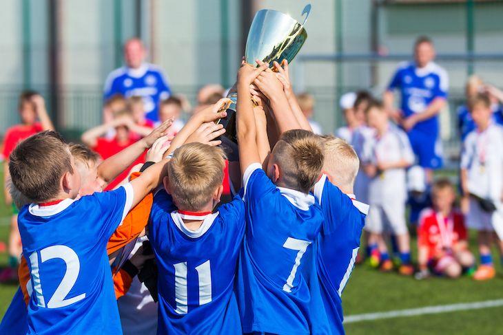 Kids sports team charter bus rentals.