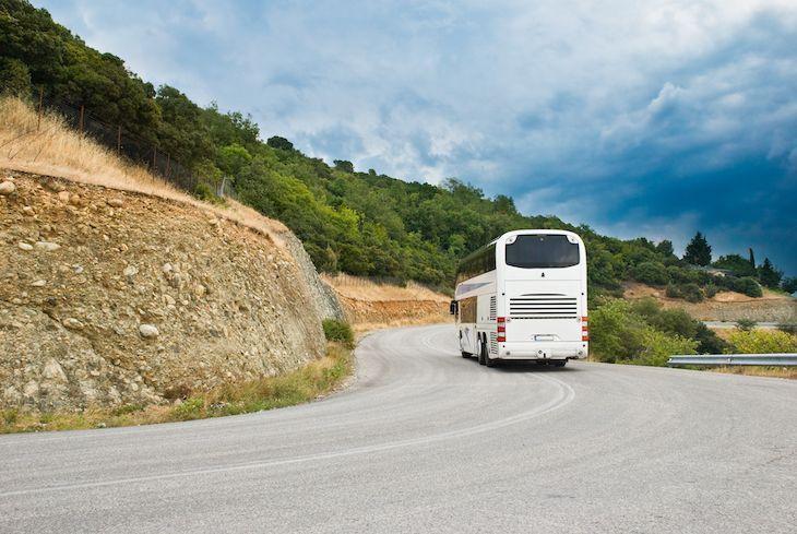 Charter bus rentals are an eco-friendly group transportation option.