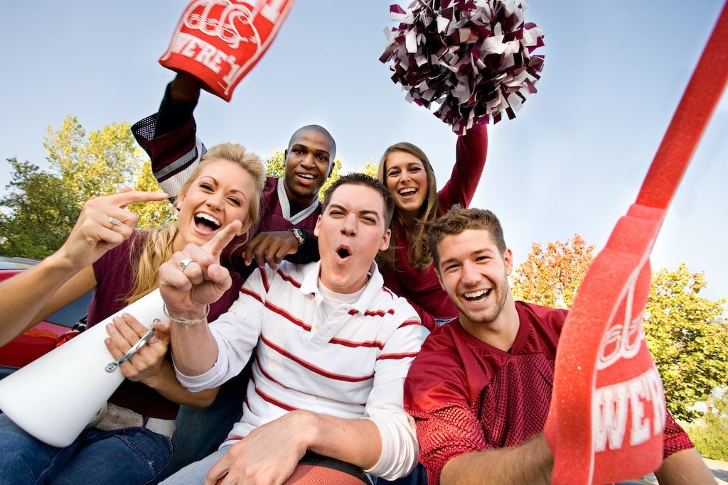 Guide to Planning a College Sports Rally to Aways Games