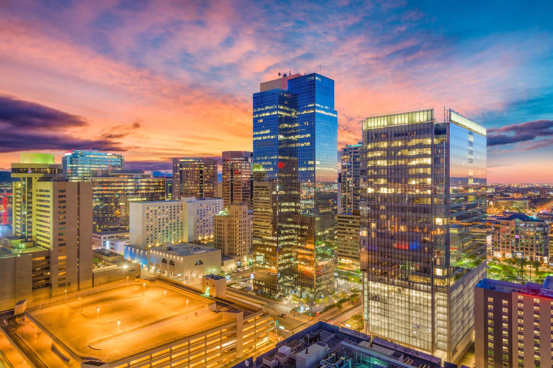 Phoenix charter bus rentals