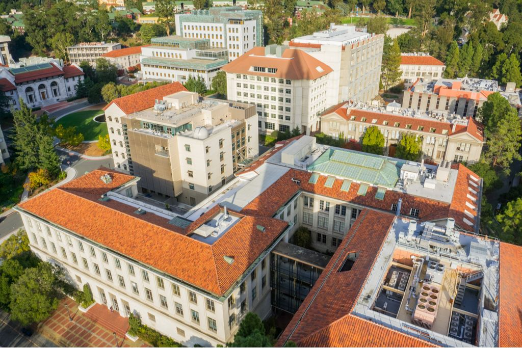 Charter a bus to University of California Berkeley