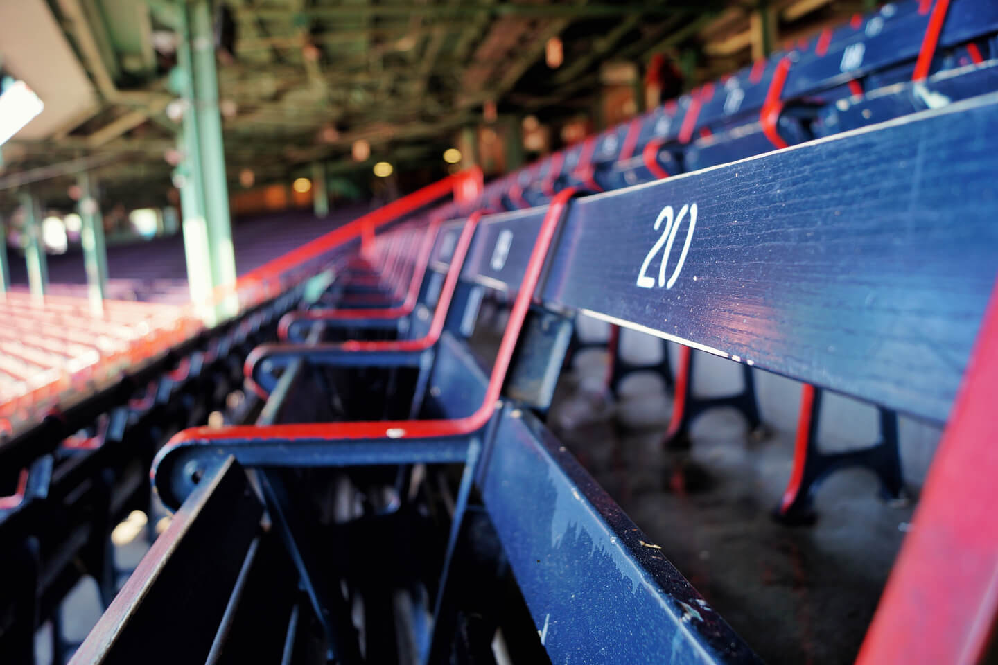 Charter a bus to Fenway Park