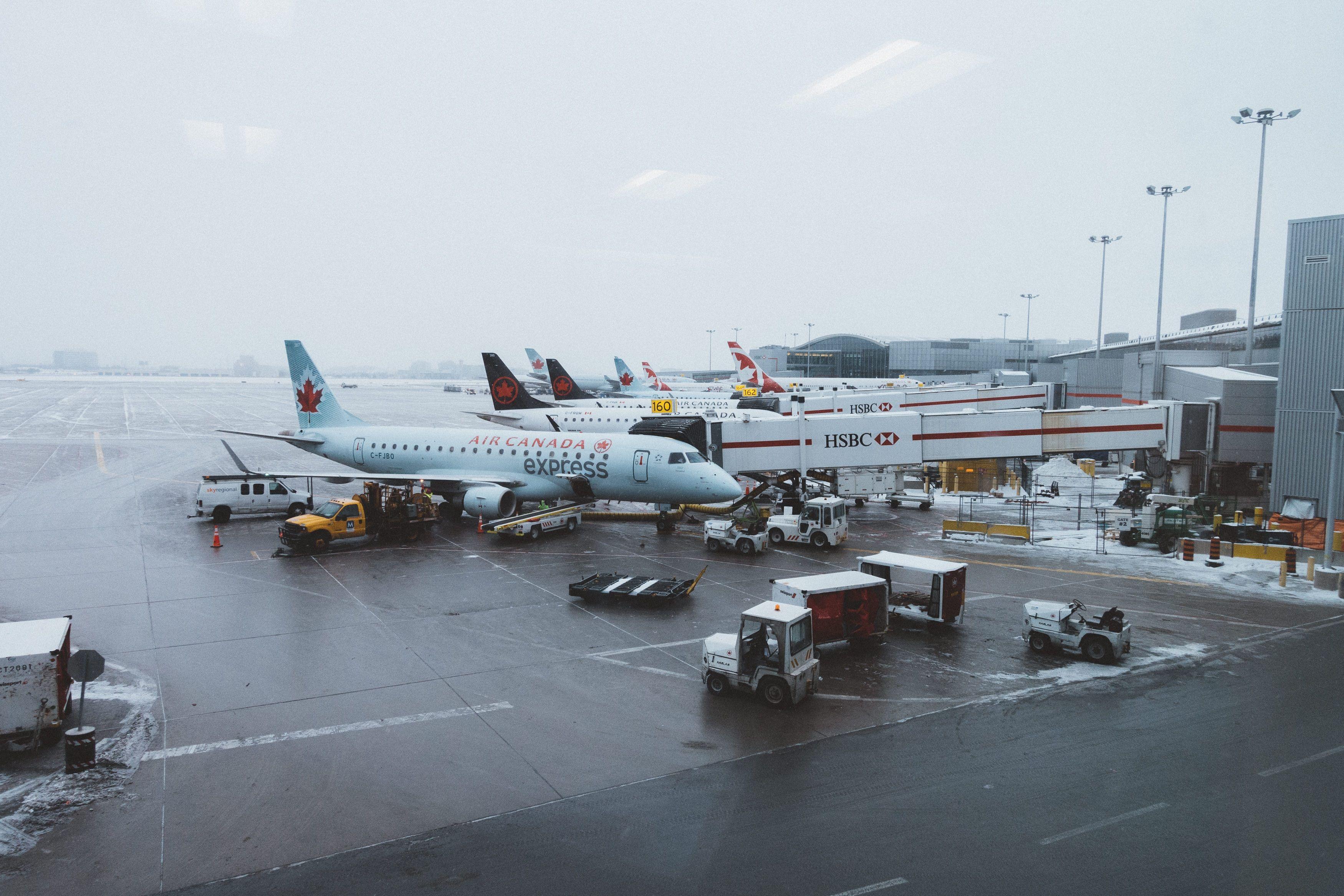 Pierre Elliott Trudeau International Airport charter bus rentals