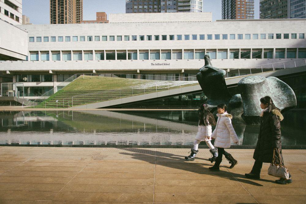 Juilliard School charter bus rentals