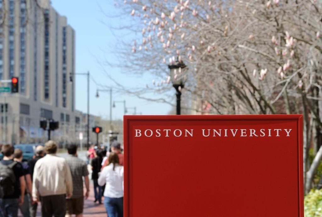 Charter a bus to Boston University