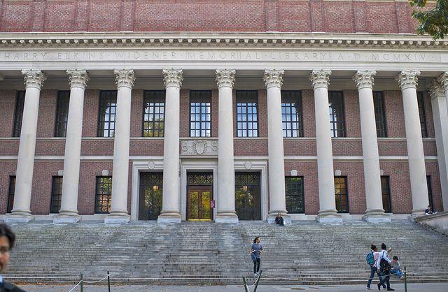 Harvard University charter bus rentals