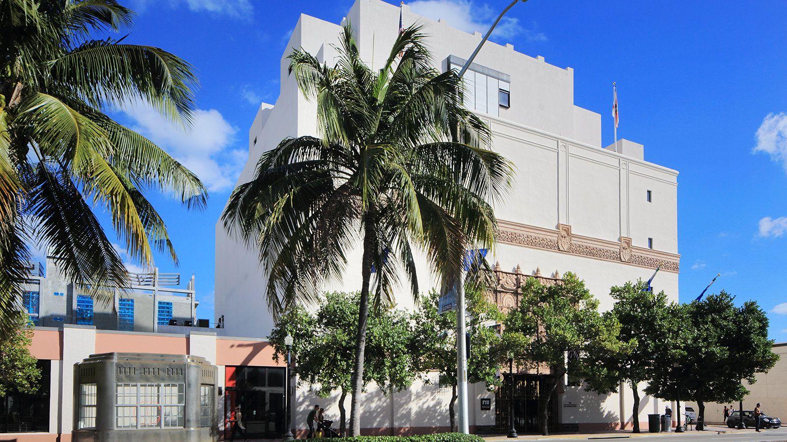 The Wolfsonian Florida International University