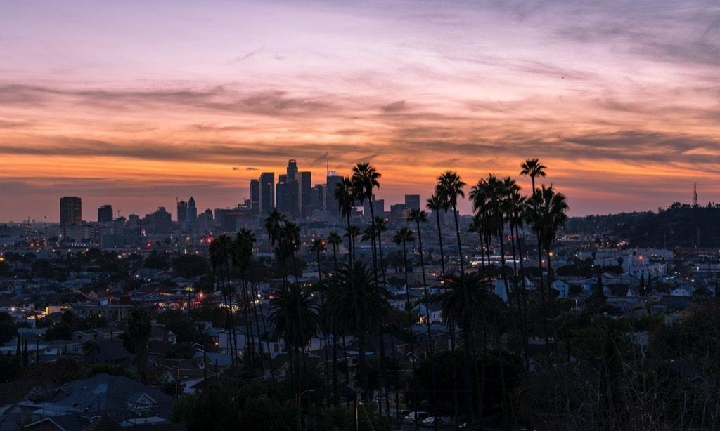 Los Angeles charter bus rentals