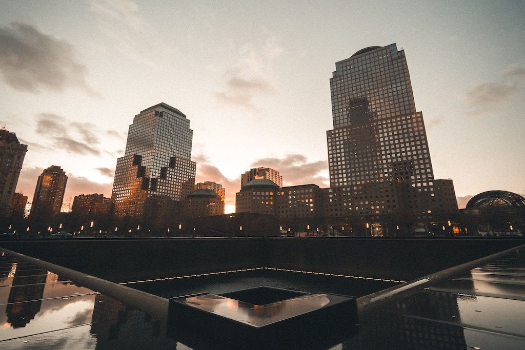 Charter a bus to 9/11 Memorial and Museum