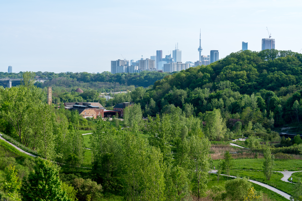Charter a bus to Evergreen Brick Works