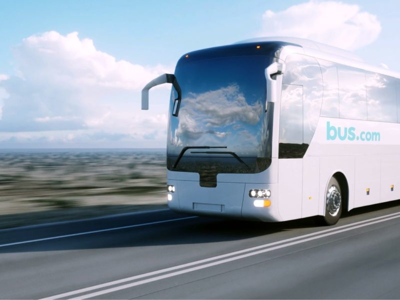 Bus.com - Charter bus services made easy