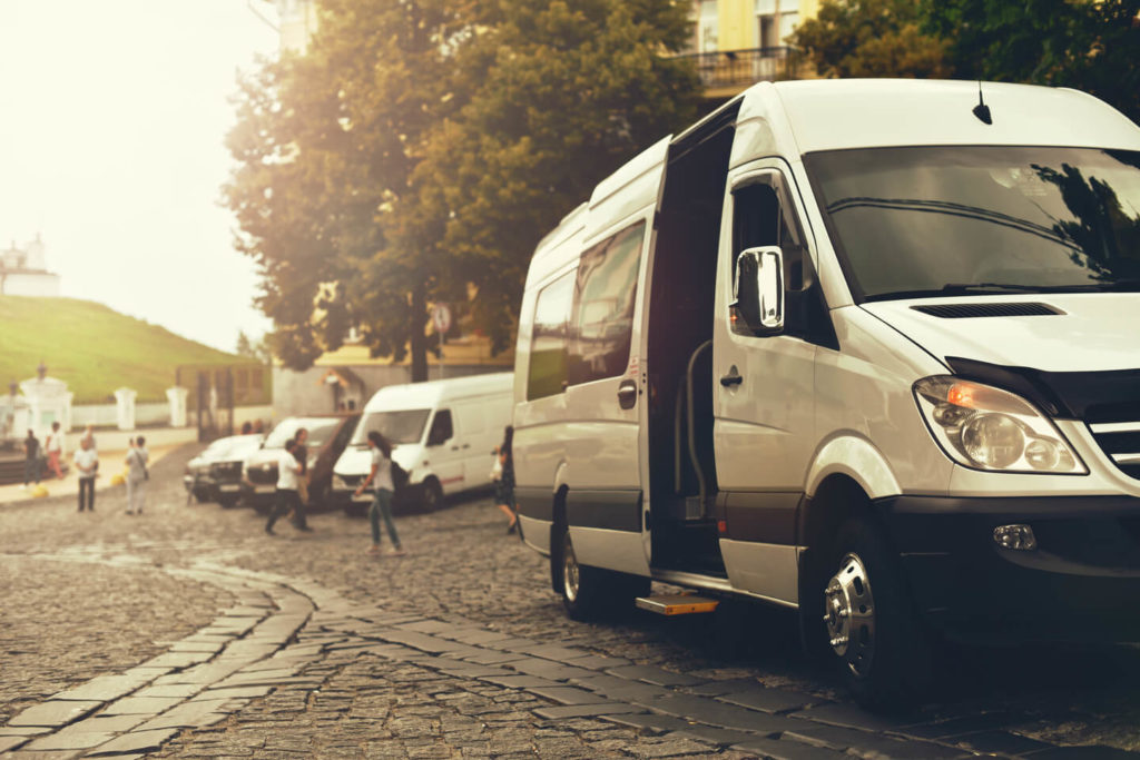 A minibus is one of our most versatile and affordable charter bus rentals.
