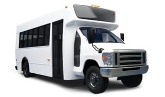 minibus charter rental ford e450
