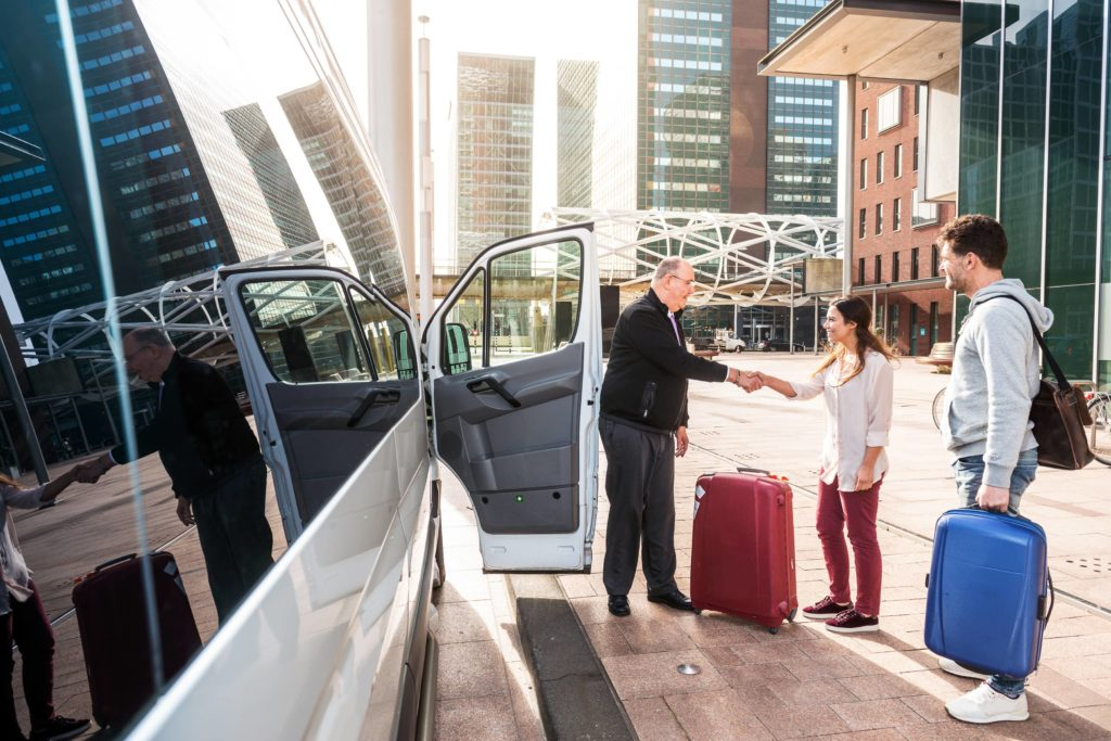 Reducing your driver's driving and on-duty time is one of the easiest ways to reduce the cost of your passenger van rental.